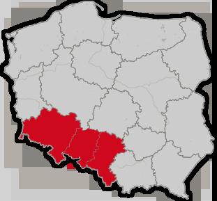 Naprawa, serwis i części do wózków widłowych we Wrocławiu i Oławie. Obszar działania firmy,